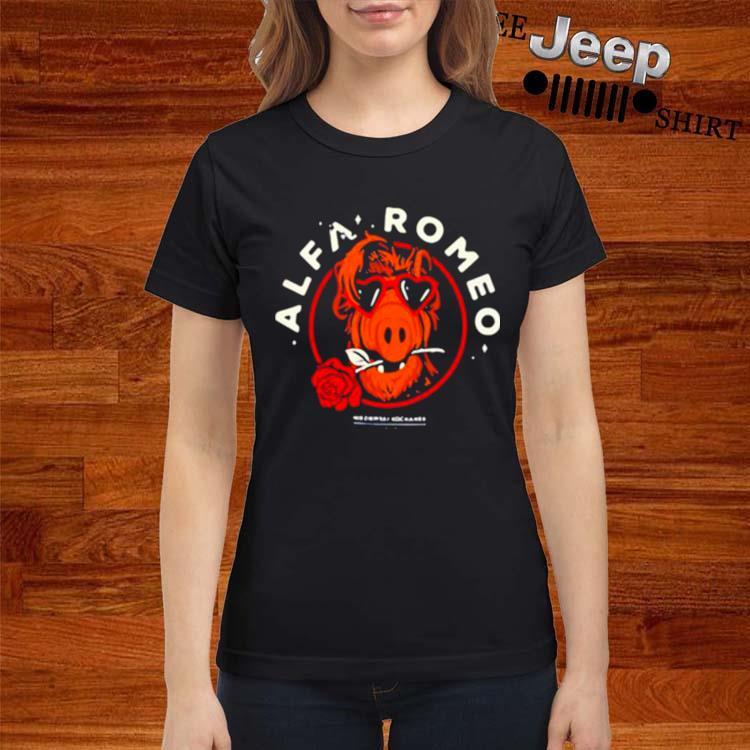Alfa Romeo Rose ladies-shirt