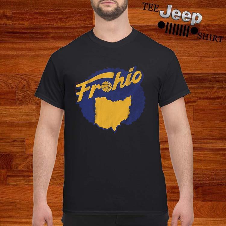 Frohio Cleveland Basketball Shirt