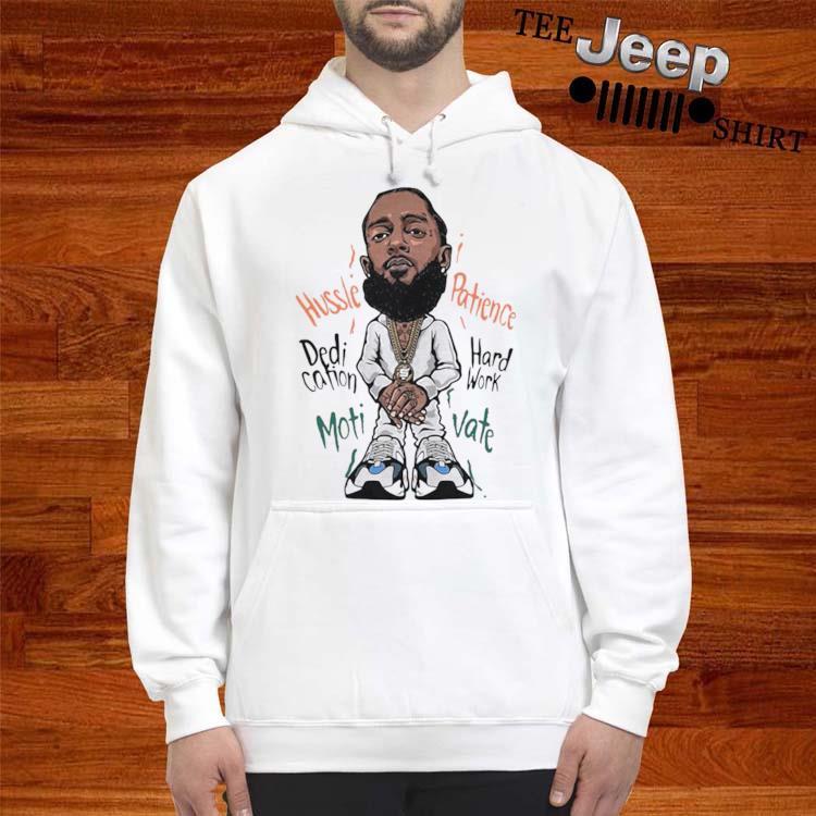 Wave Runner 700 Yeezy Nipsey Hussle hoodie