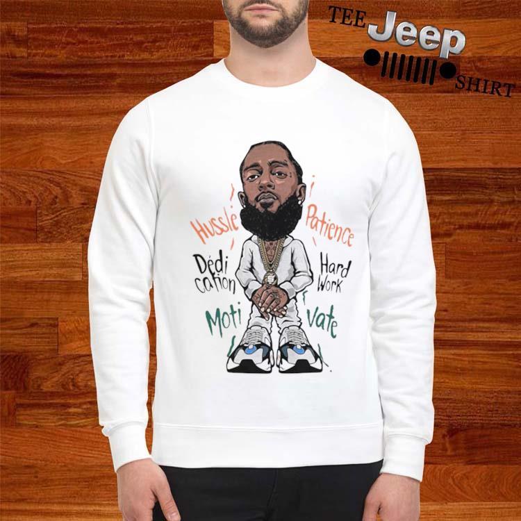 Wave Runner 700 Yeezy Nipsey Hussle sweatshirt