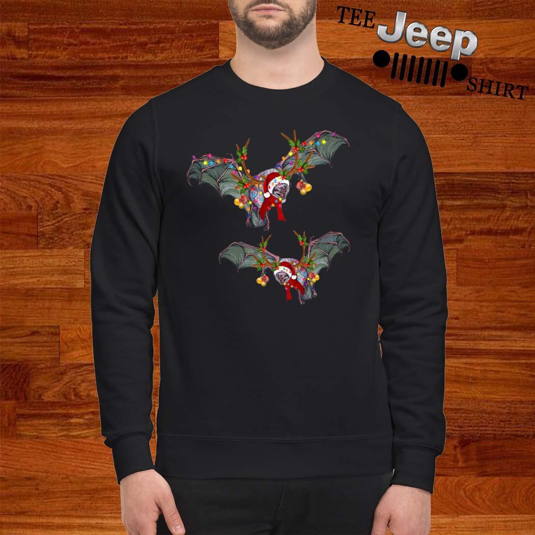 Bat Gorgeous Reindeer Christmas Sweater