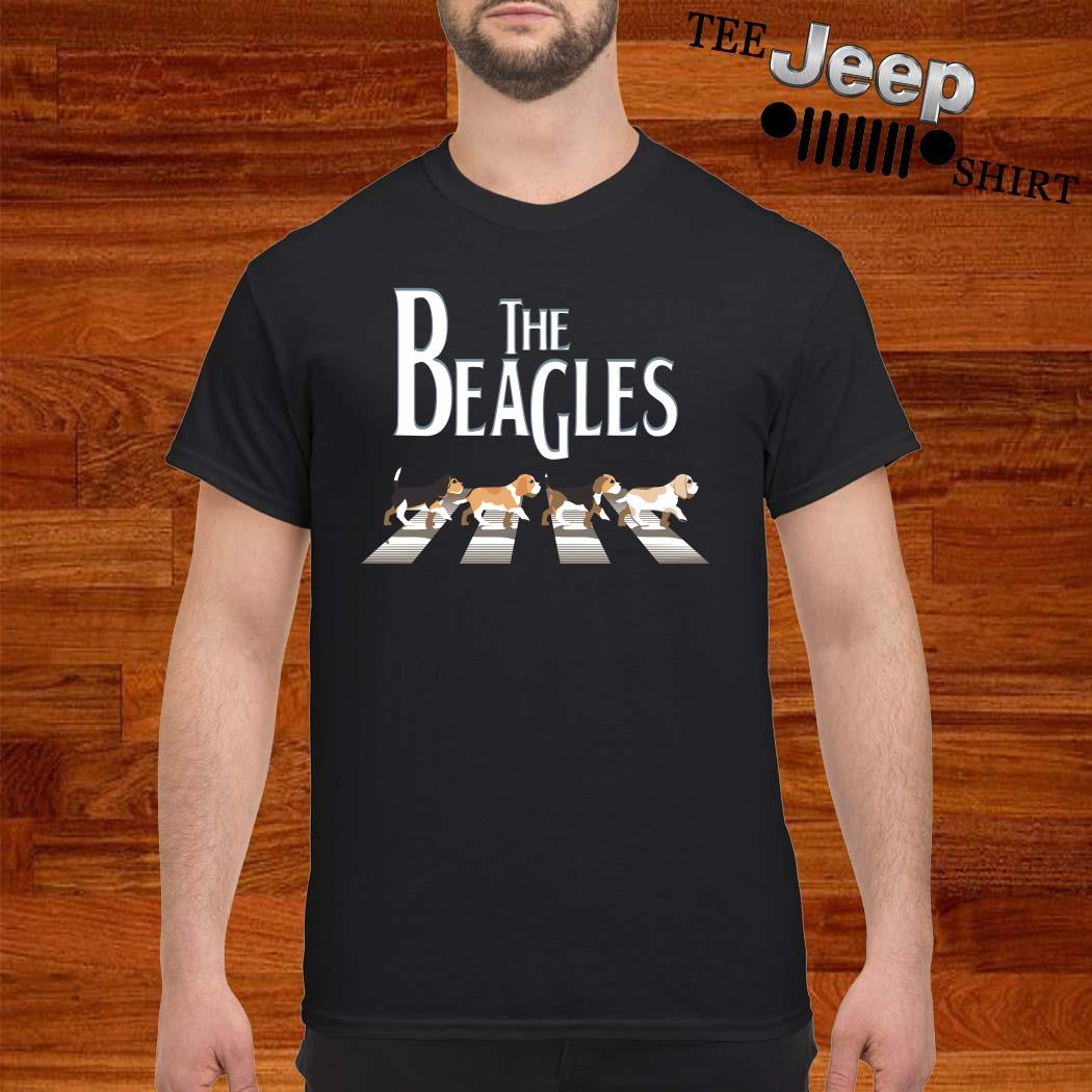 The Beagles Abbey Road Shirt