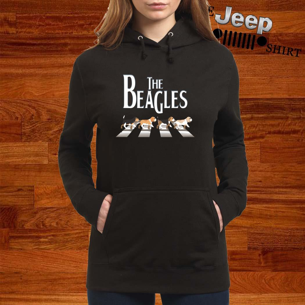 The Beagles Abbey Road Hoodie