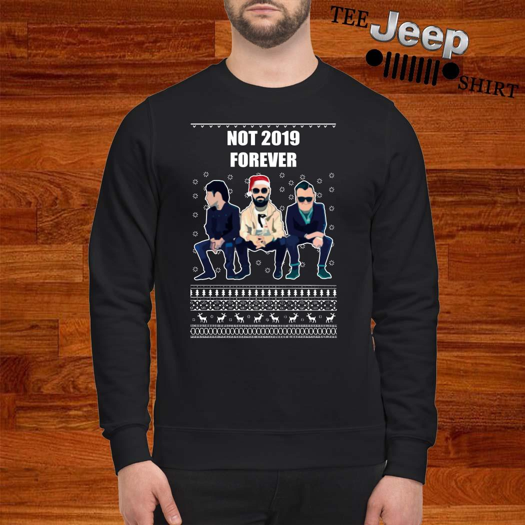 Courteeners Not 2019 Forever Ugly Christmas Sweater
