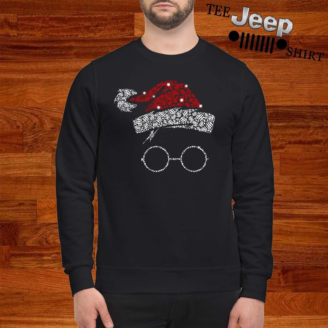 Harry Potter Santa Diamond Sweatshirt