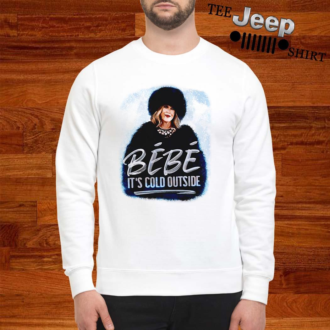 Moira Rose Bébé It's Cold Outside Sweatshirt