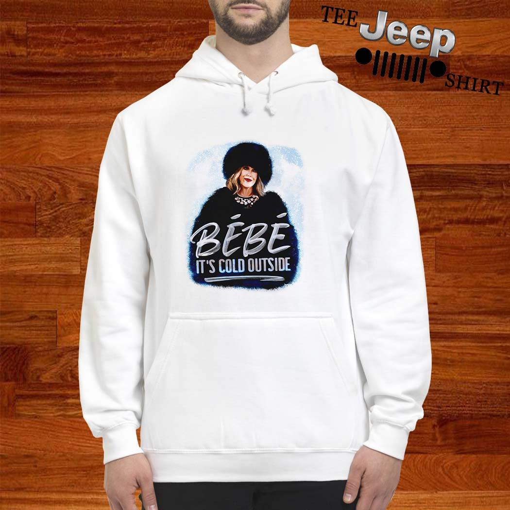 Moira Rose Bébé It's Cold Outside Hoodie