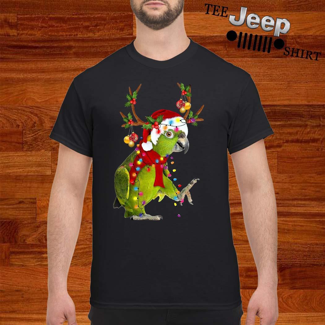 Parrot Gorgeous Reindeer Crewneck Shirt