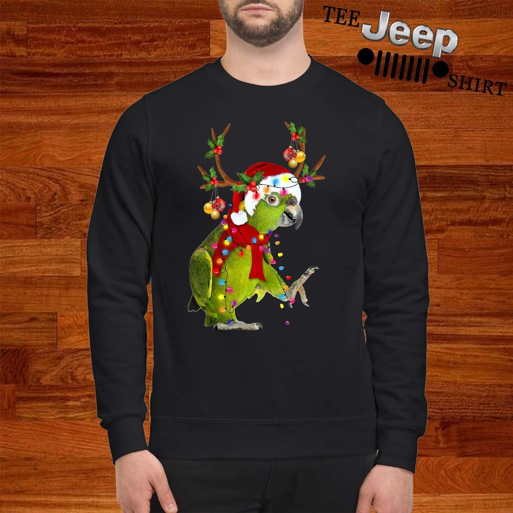 Parrot Gorgeous Reindeer Crewneck Sweater