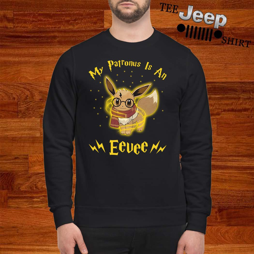 My Patronus Is An Eevee Sweatshirt