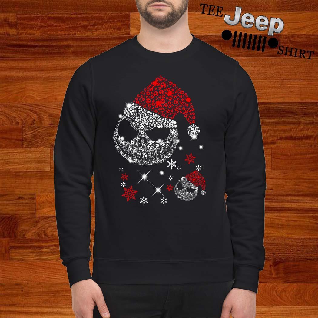 Santa Jack Skellington Diamond Sweatshirt