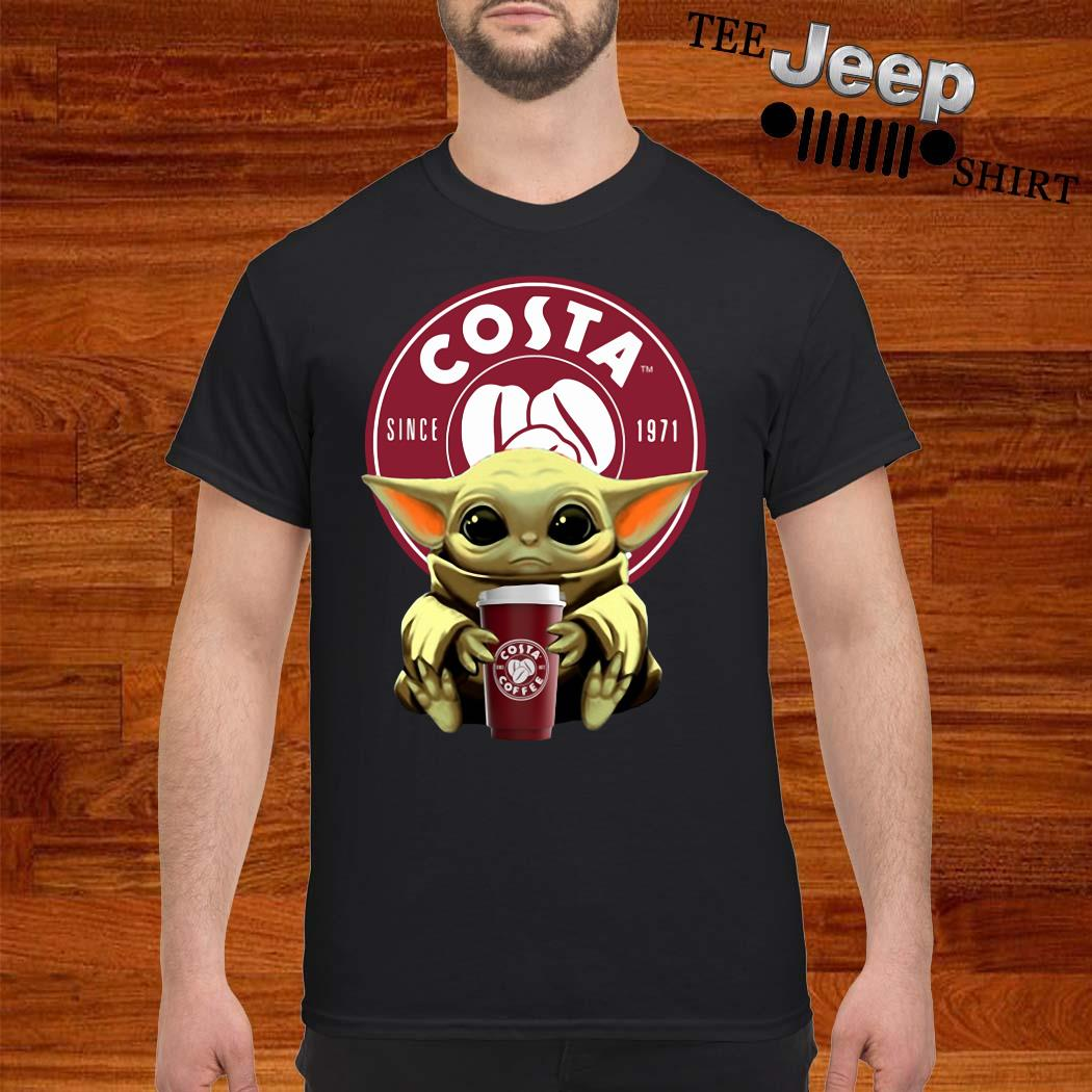 Baby Yoda Hug Costa Shirt