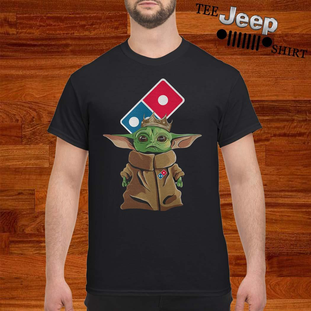 Baby Yoda King Domino Shirt
