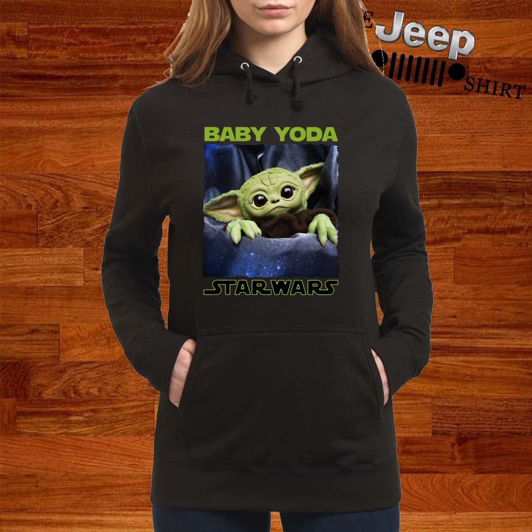 Baby Yoda Star Wars Women Hoodie
