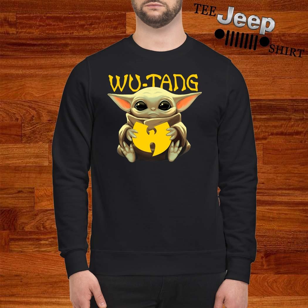 Baby Yoda And Wu-tang Clan Sweatshirt