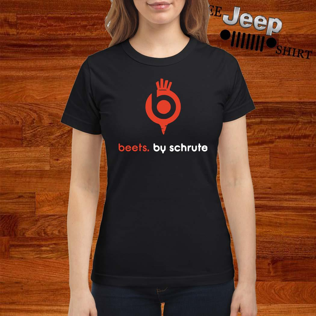 Beets By Schrute Ladies Shirt