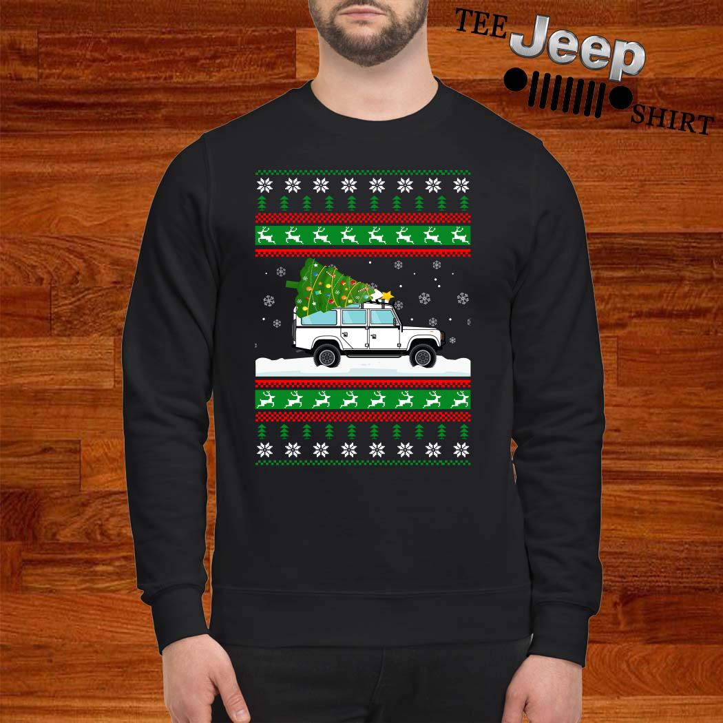 Defender Ugly Christmas Sweater