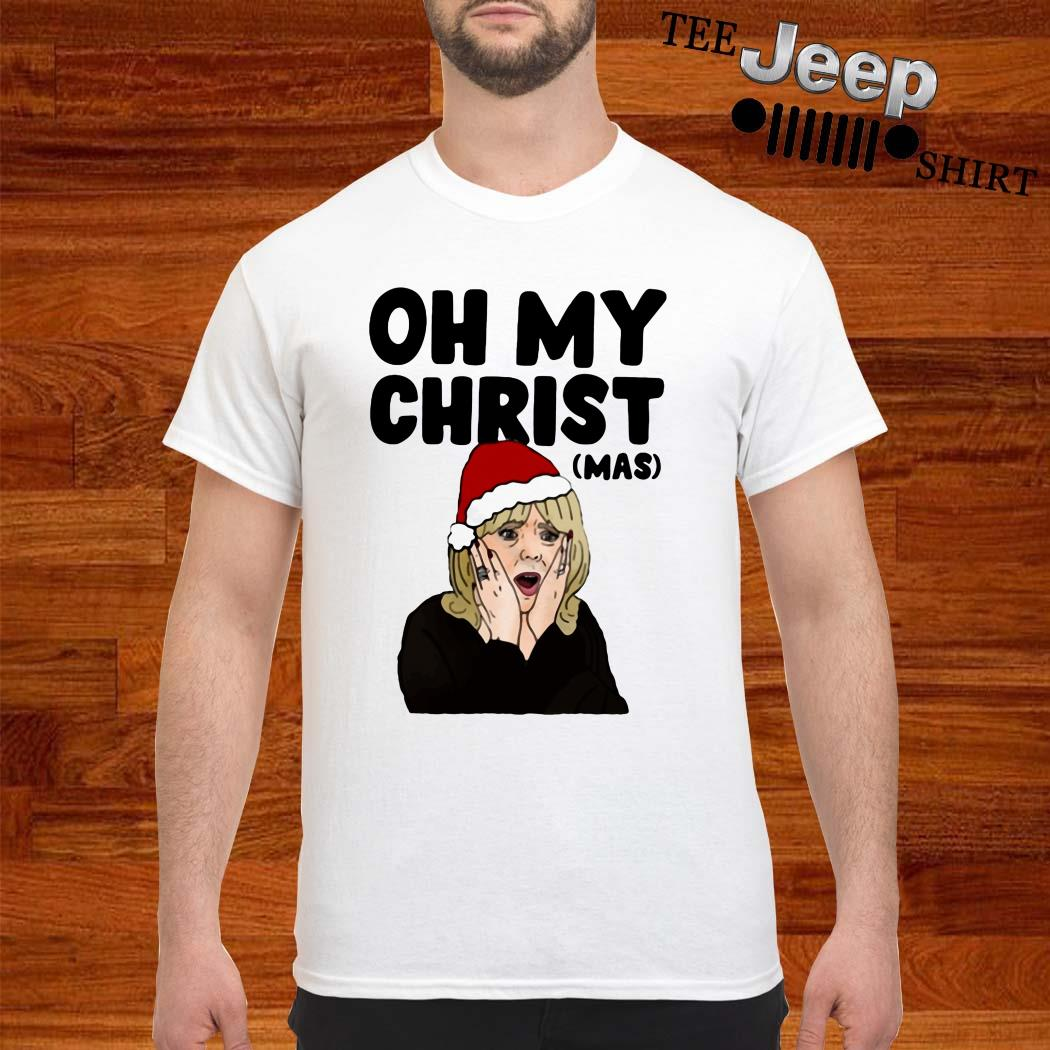 Gavin And Stacey Oh My Christ Shirt