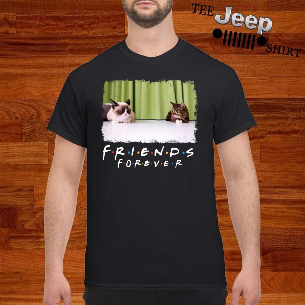 Grumpy And Lil Bub Friends Forever Shirt