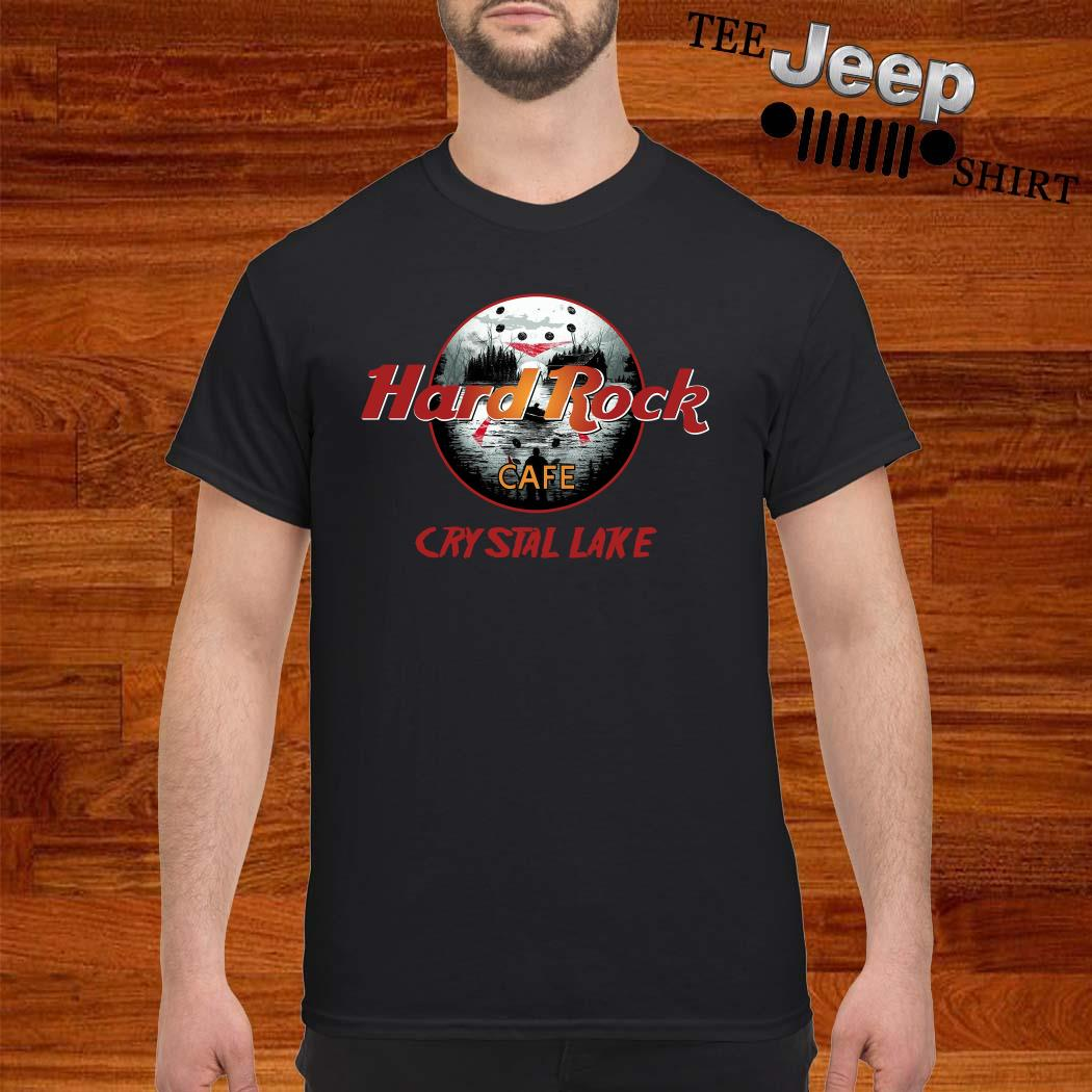 Hard Rock Cafe Crystal Lake Shirt
