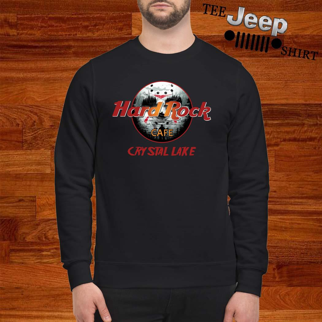 Hard Rock Cafe Crystal Lake Sweatshirt