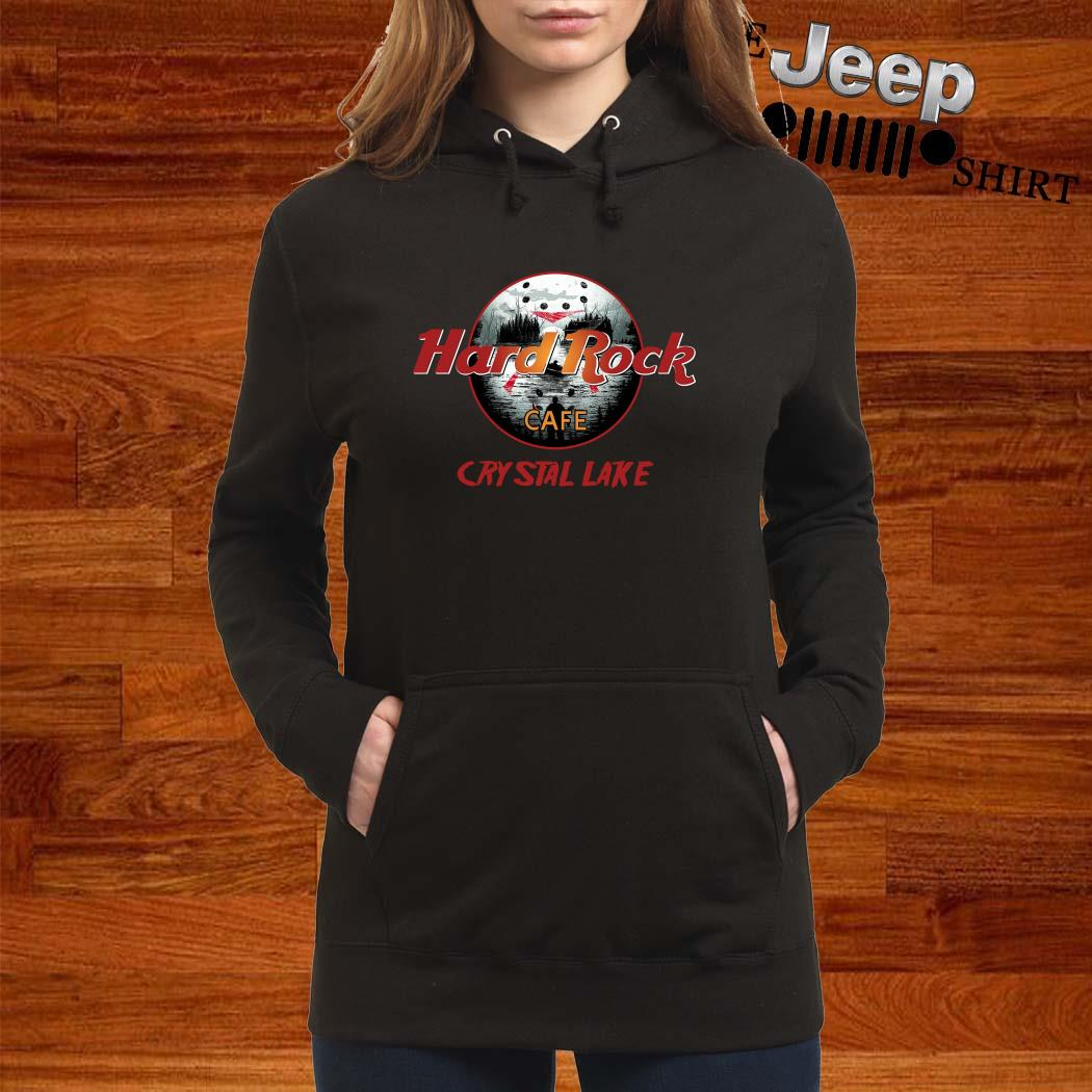 Hard Rock Cafe Crystal Lake Hoodie