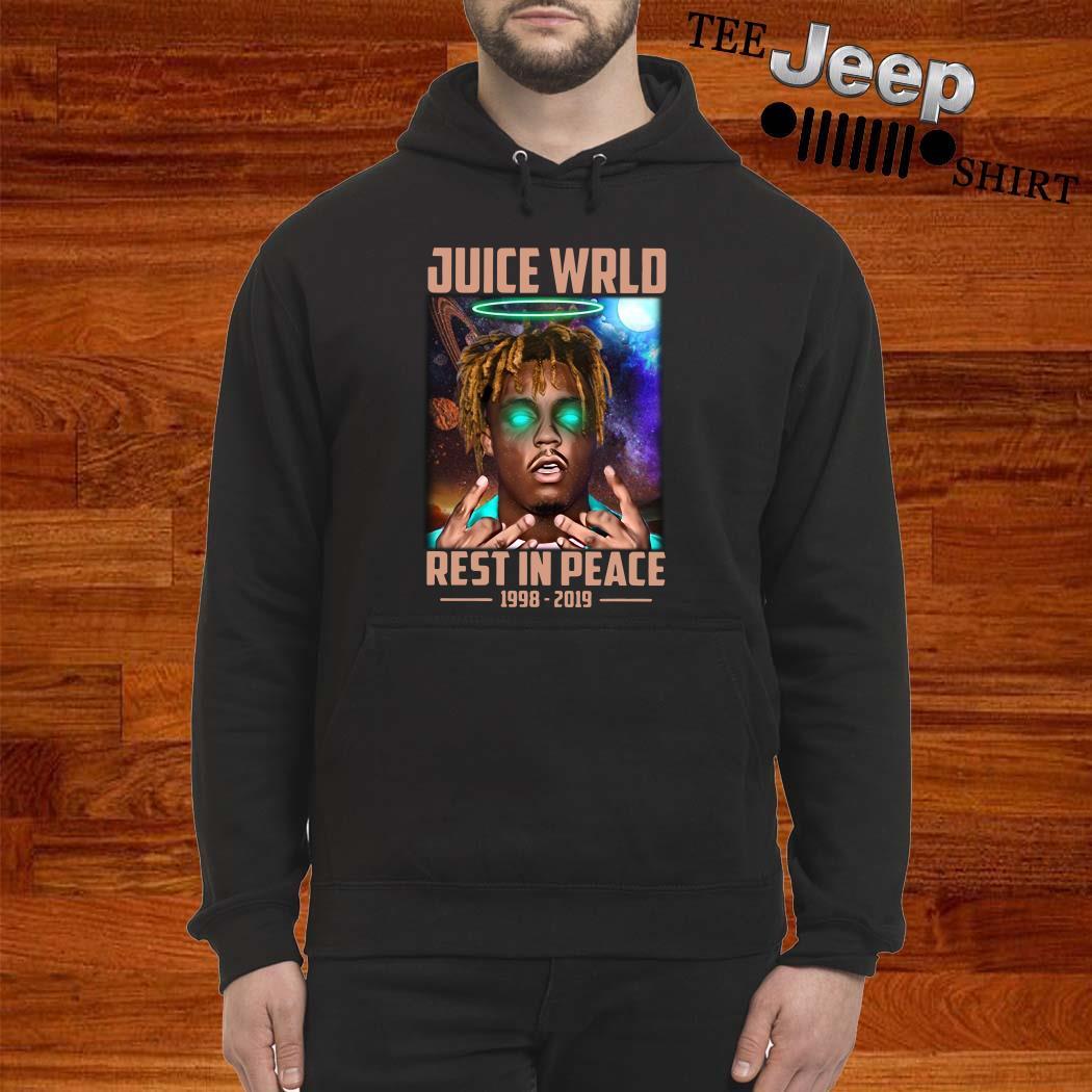 Juice Wrld Rest In Peace 1998-2019 Hoodie