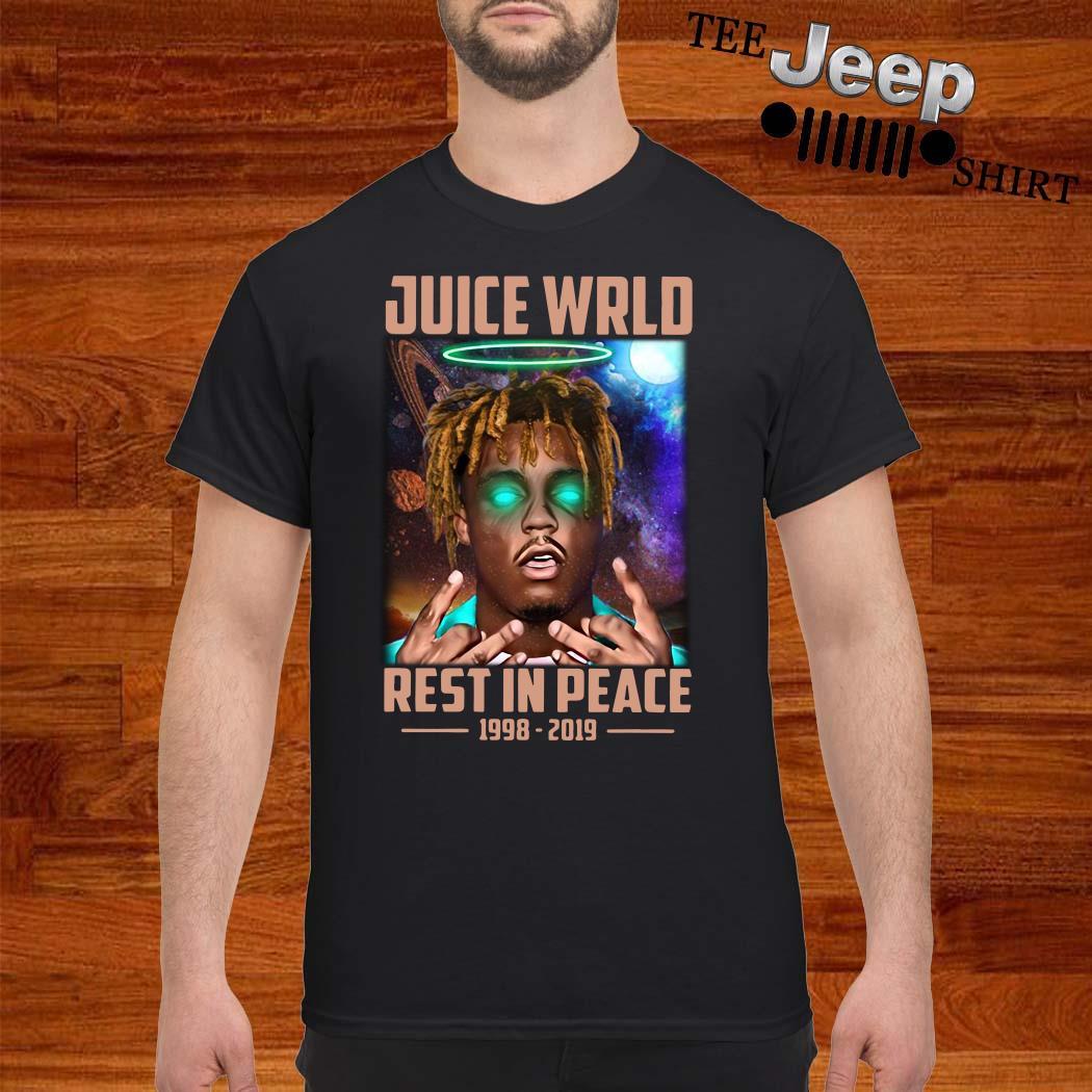 Juice Wrld Rest In Peace 1998-2019 Shirt