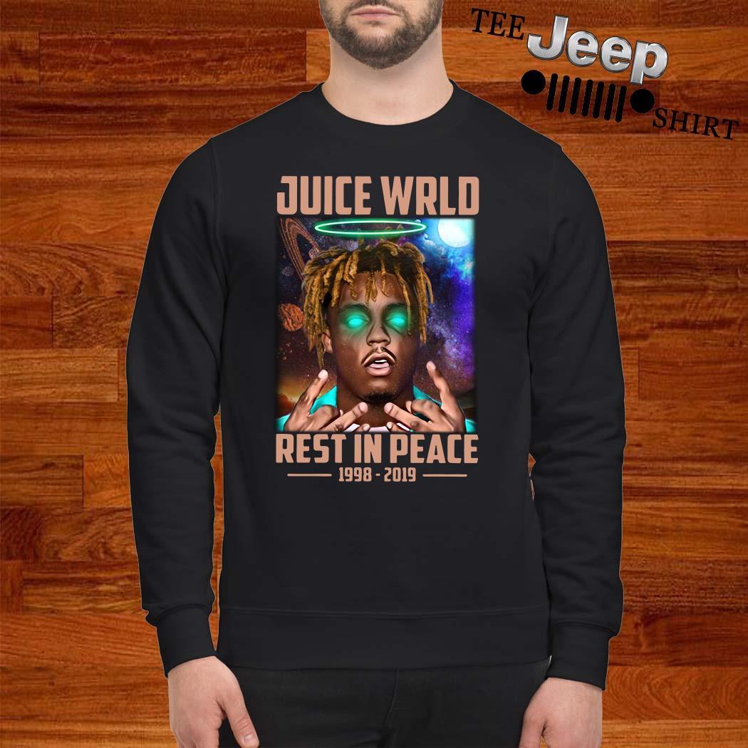 Juice Wrld Rest In Peace 1998-2019 Sweatshirt