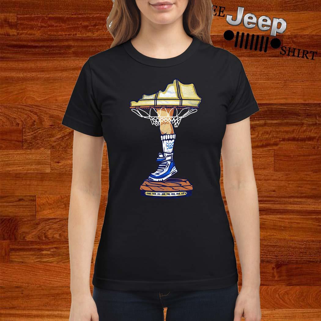 The Kentucky Leg Lamp Ladies Shirt
