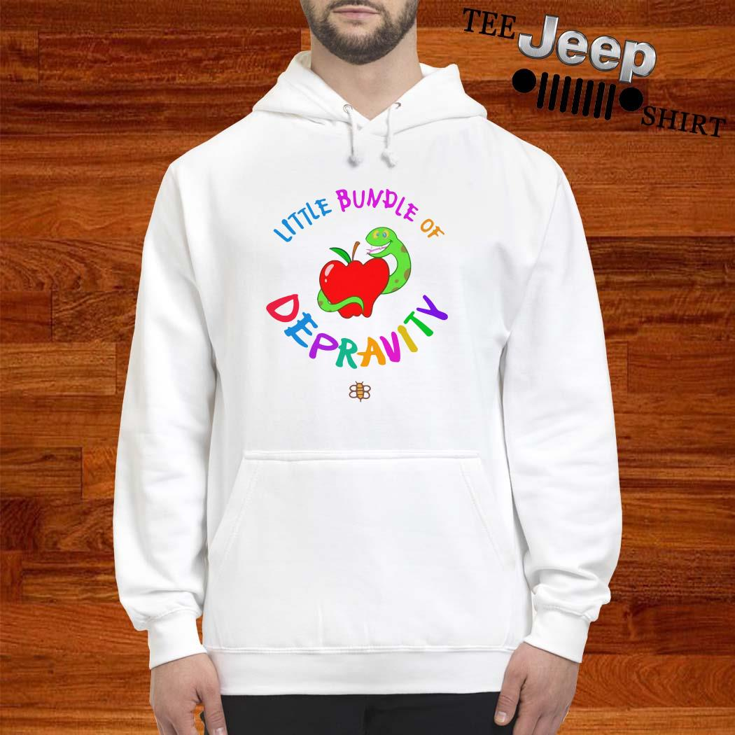 Little Bundle Of Depravity Hoodie