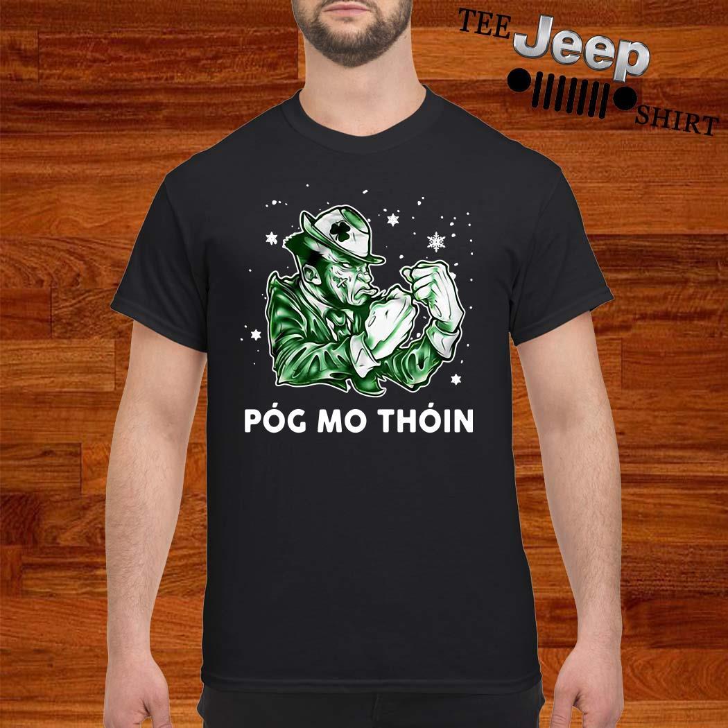 An Ordinary Man Pog Mo Thoin Shirt