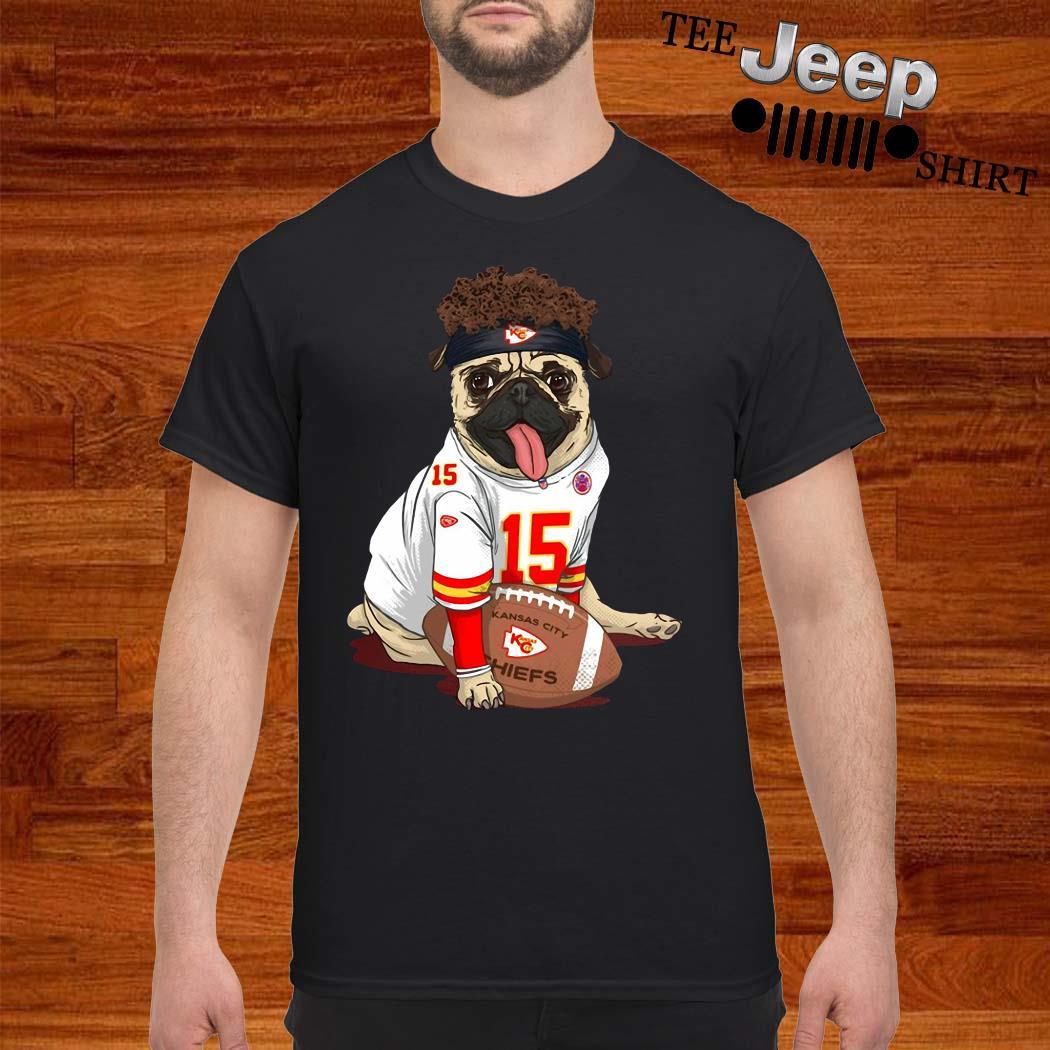 Patrick Mahomes Pug Mahomes Kansas City Chiefs Shirt