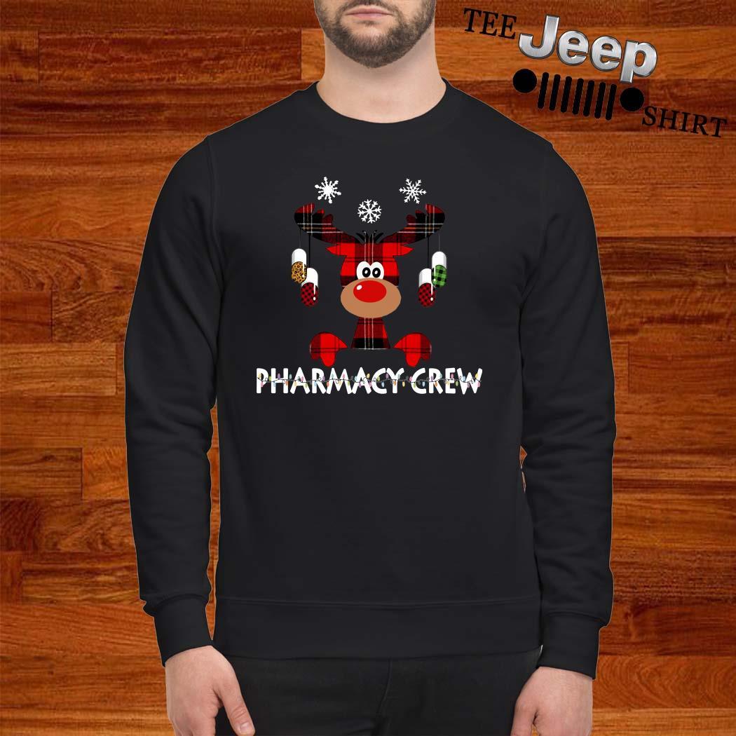 Reindeer Pharmacy Crew Christmas Sweater