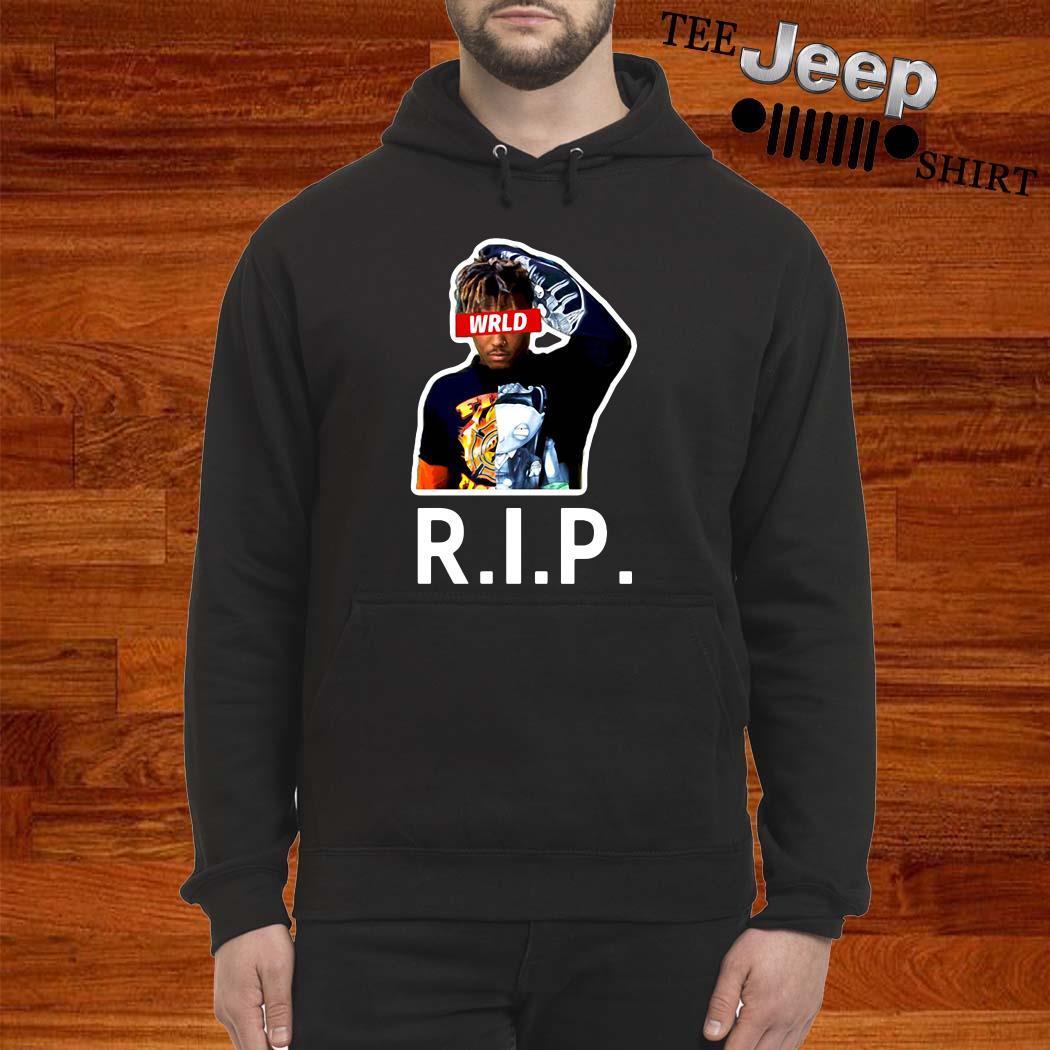 Rip Rest In Peace Juice Wrld Hoodie