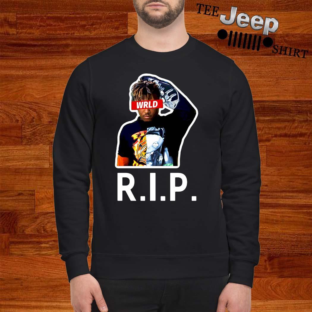 Rip Rest In Peace Juice Wrld Sweatshirt