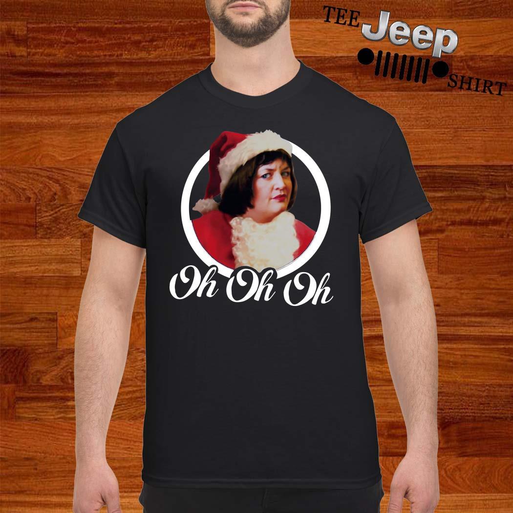 Santa Nessa Jenkins Oh Oh Oh Shirt