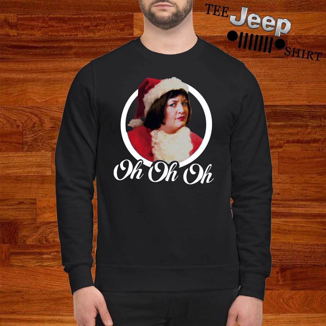 Santa Nessa Jenkins Oh Oh Oh Sweatshirt