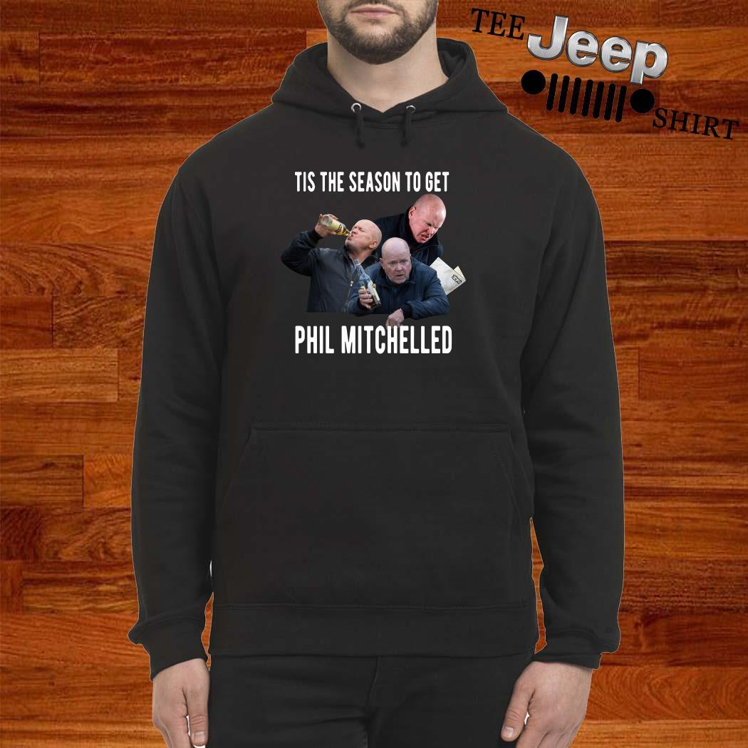 Tis The Season To Get Phil Mitchelled Hoodie