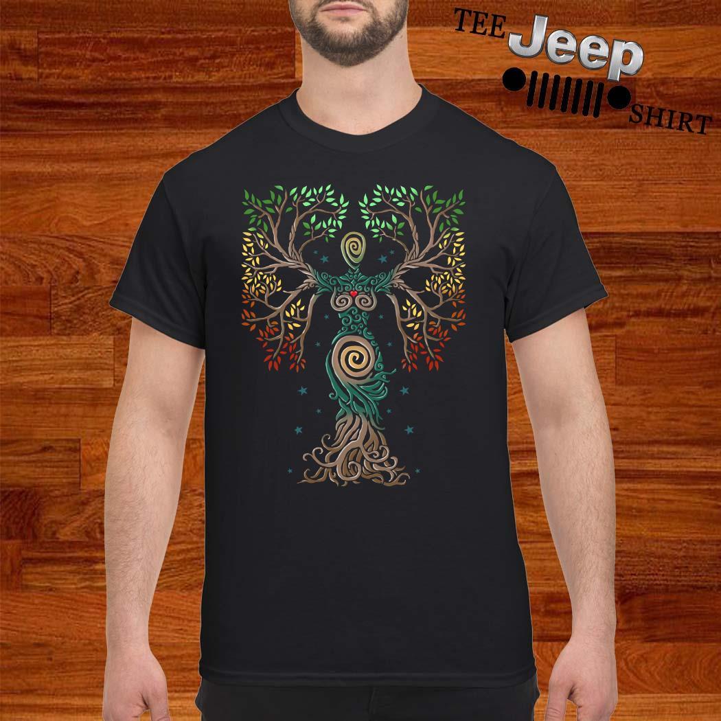 Tree Of Life Spiral Shirt