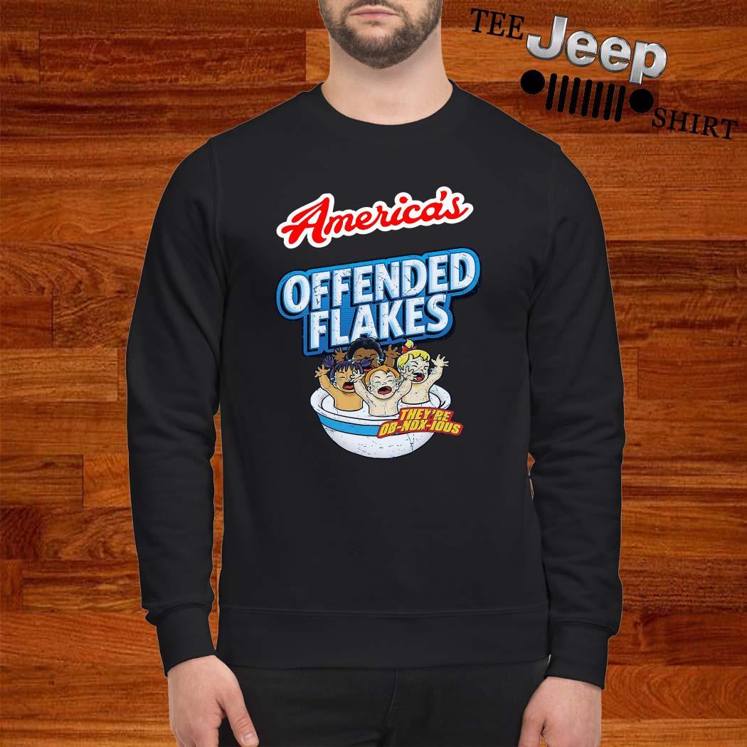 Americas Offended Flakes Sweatshirt