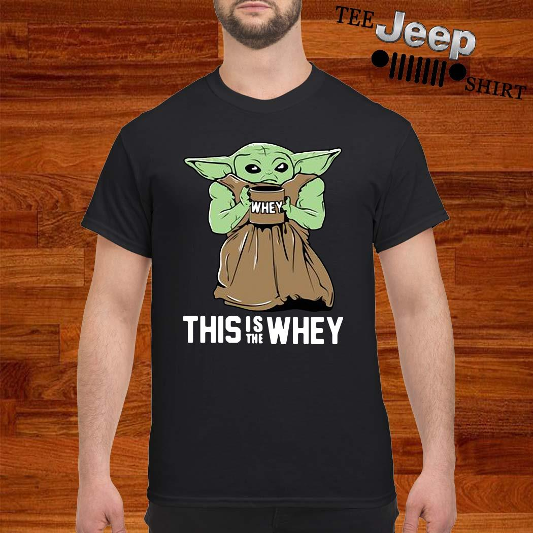 Baby Growda This Is The Whey Shirt
