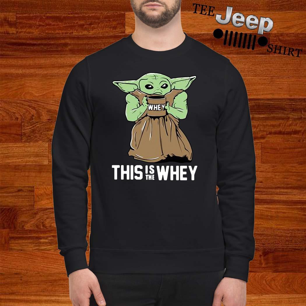 Baby Growda This Is The Whey Sweatshirt