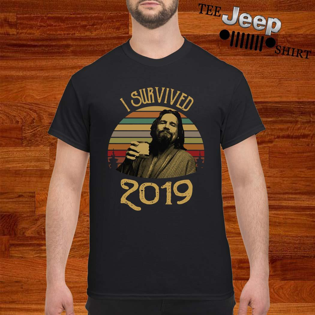 Big Lebowski I Survived 2019 Vintage Shirt