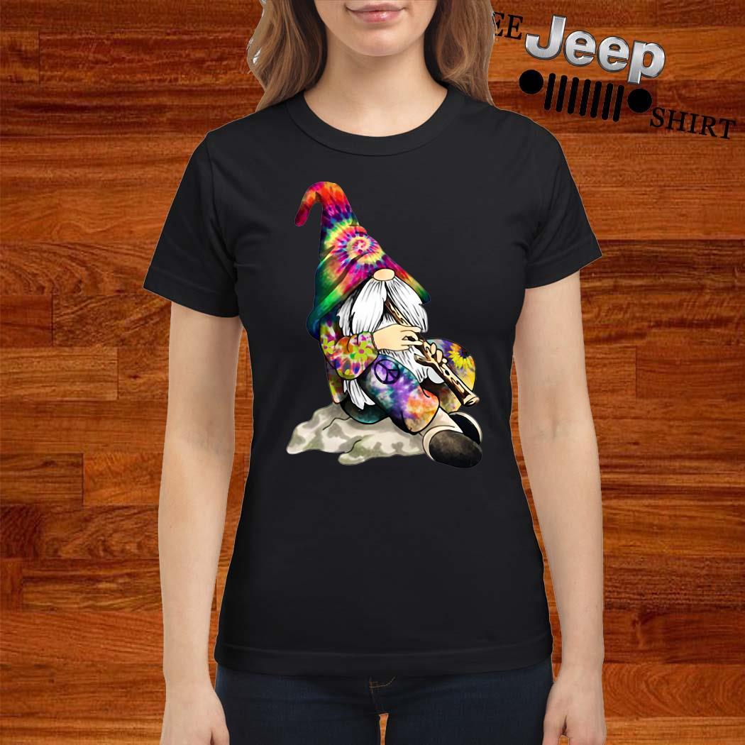 Gnomies Hippie Ladies Shirt