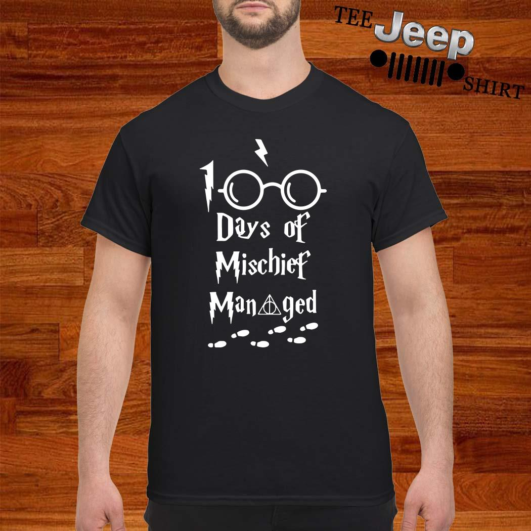 Harry Potter Days Of Mischief Managed Shirt