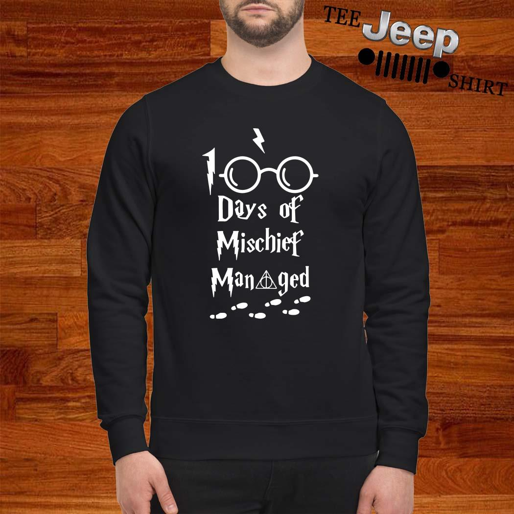 Harry Potter Days Of Mischief Managed Sweatshirt