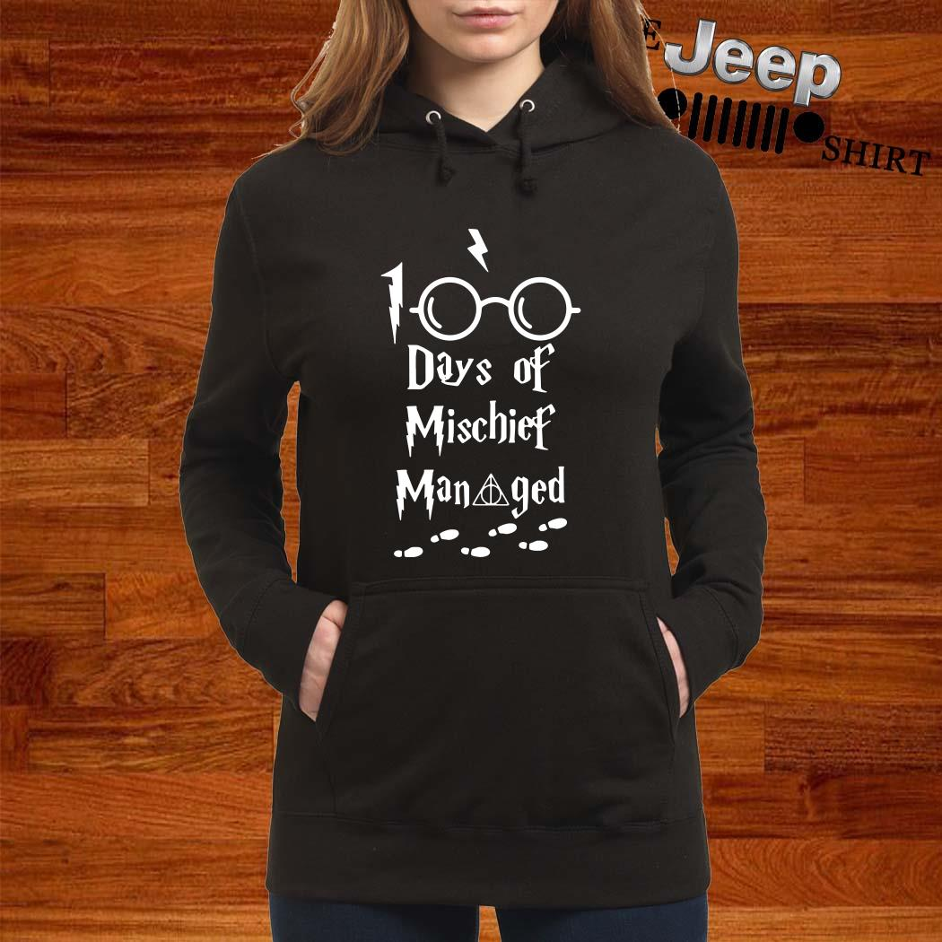 Harry Potter Days Of Mischief Managed Hoodie