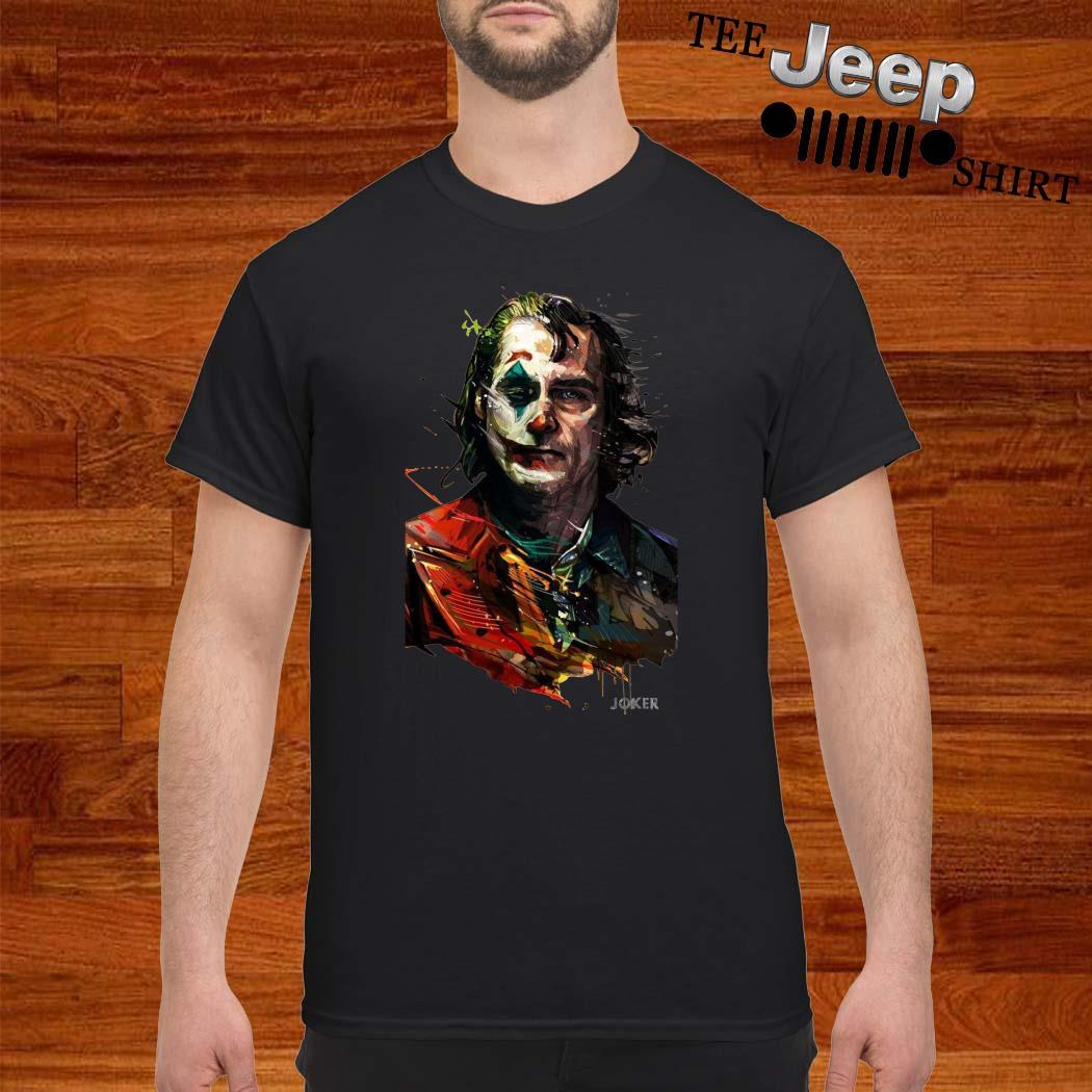 Joaquin Phoenix Joker Shirt, Sweater, Hoodie And Ladies Shirt