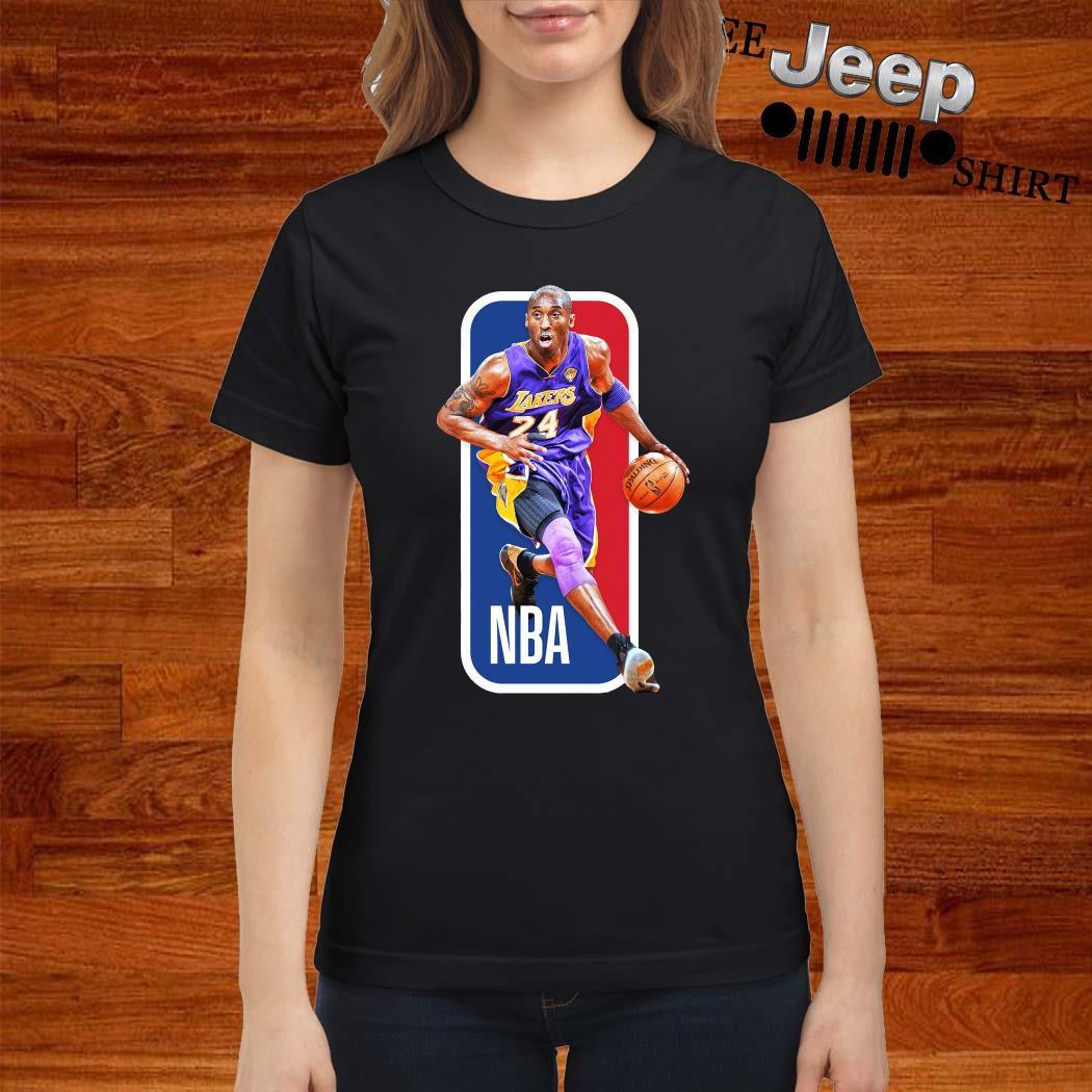 NBA Los Angeles Lakers Kobe Bryant Ladies Shirt